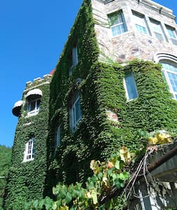 绿茵古堡-美式乡村房间 - Castelo