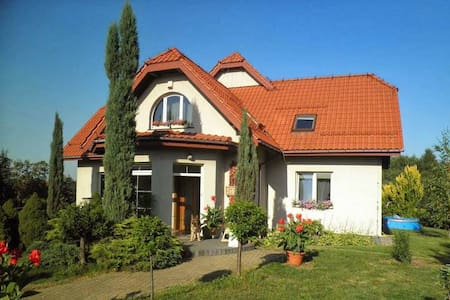 WIELICZKA: 2 clean rooms (2 & 3 beds) + bathroom. - Wieliczka
