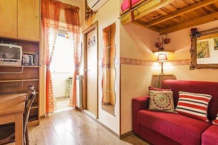 CASA BELLA CASCO A10' MIN. WIFI INC - Apartamento