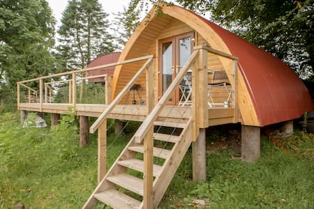 """""""The Hideaway"""" Cosy Self Catering - Cabin"""
