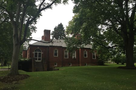 The incredible Ingleside Cottage - Wytheville - Maison