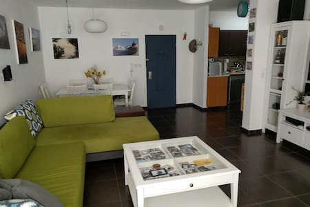 Spacious Apartment in Central Rehovot - Rehovot - Apartment