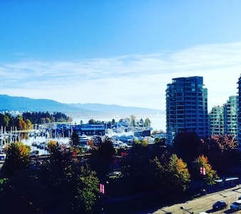 Great Deal seconds to Stanley Park - Vancouver - Apartment