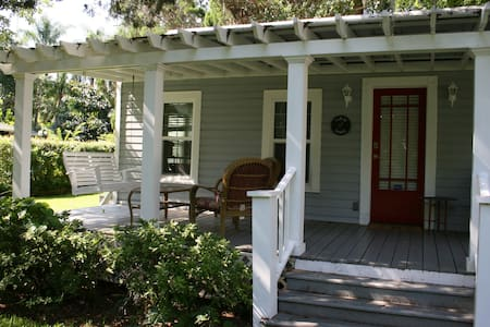 Saray Historical Cottage - Bradenton - Bungalow