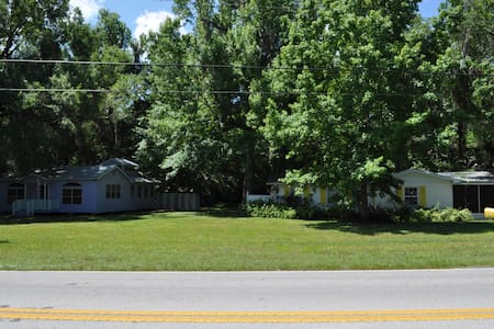 Two houses with lots of space - Homosassa - Haus