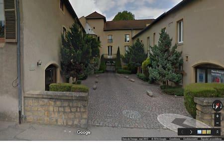 Au manoir de Longeville les Metz - Longeville-lès-Metz - Apartemen