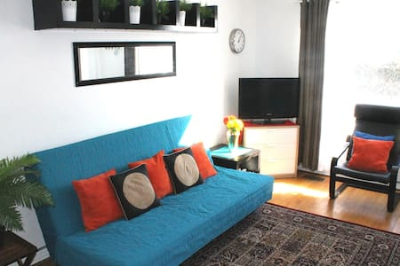 Comfortable and Private 1 BDR Apt