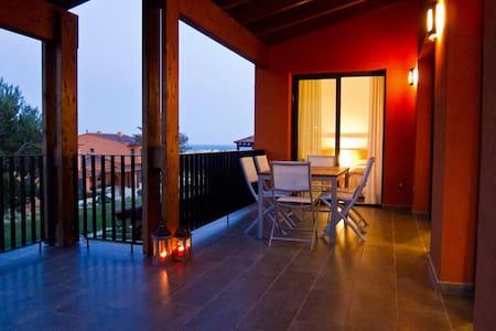 Magnifique !!! ,Las Suites Golf-mer - Appartement