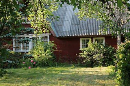 Beautiful summerhouse near Pärnu. - Metsaääre küla