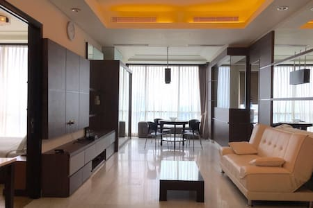 Best Value 5 Stars 3BR Sudirman - Lägenhet