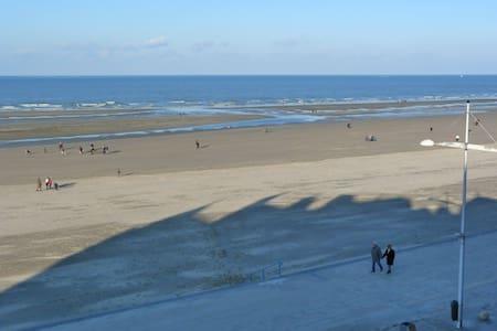 Meublé tout confort face à la mer - Dunkerque - Lägenhet
