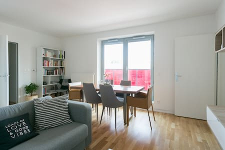 High-standard flat close to Paris! - Ivry-sur-Seine - Appartement