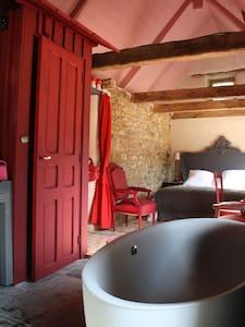 La Maison n °2 gite cottage - Oda + Kahvaltı