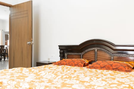 Pleasant, clean and spacious apartment - Hyderabad - Apartment