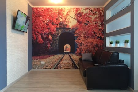 Квартира люкс с джакузи - Apartament