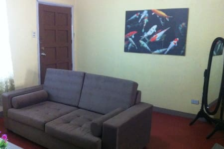 Clean and Nice Fully Furnished Apartment - Angeles