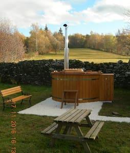 Chambre, sdb et wc privés au coeur du Parc Naturel - Pélussin - Huis