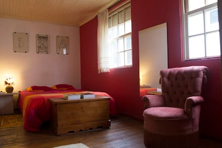 Charming room with private bathroom - Lamego Municipality - Casa