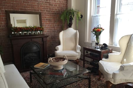 Firehouse 3 bedroom Historic House in Piermont NY - Piermont