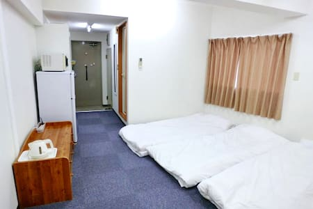 1min from Ikebukuro station/in the heart of Tokyo - Appartement