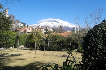 Etna Windows Sycilian Villa - Trecastagni
