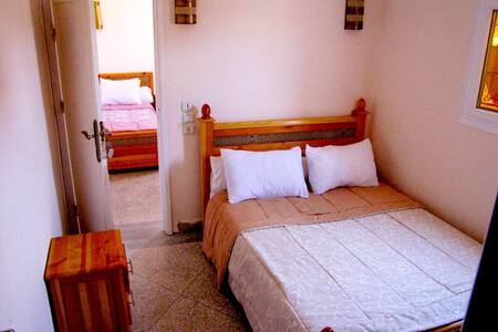 communicative Room - familly-groupe - Bed & Breakfast