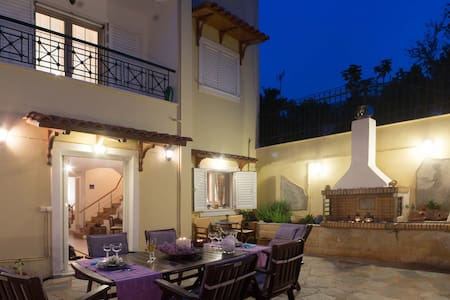 Minimal Villa, close to Airport - Nea Makri - Villa