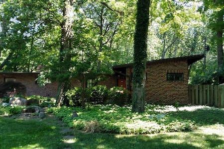 Mid Century Dream in Okemos - Meridian charter Township - Rumah