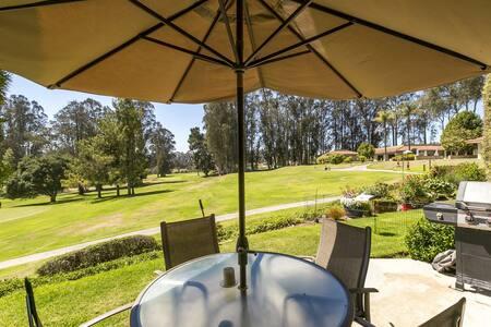 Tee Off at Nipomo Golf Course Condo - Nipomo - Condominium