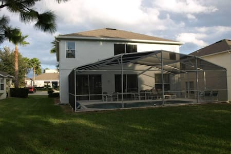 MagnificentVilla WITH Golf View - Haines City - Andere