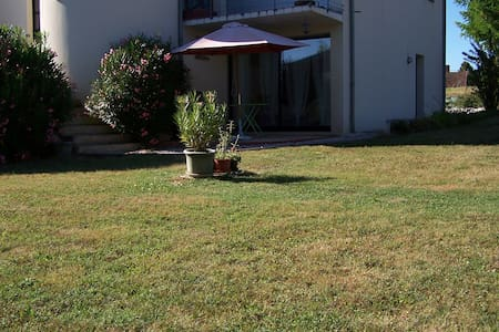 Garden appartment for 2 near Brive. - Apartment