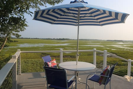 Marsh--Mellow in Wild Dunes Resort - Ev