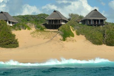 Beach Front Villas - Eco Lodge