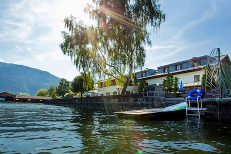 JUNGES HOTEL ZELL AM SEE, Dreibett - Zell am See - Bed & Breakfast
