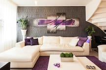 Eenvoudige kamer 10 M2 comfortabel.Super reviews
