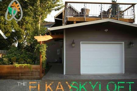 The Elkay Skyloft - Eugene - House