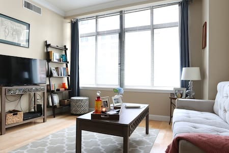 1 bedroom apt in heart of DC, steps from Capitol - Washington - Wohnung