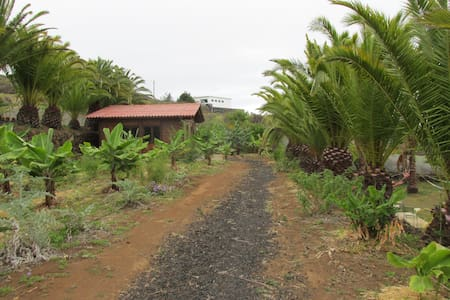 Pachamama - Cabane