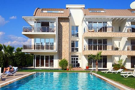 ELEGANT GOLF RESIDENCE BELEK - Appartement