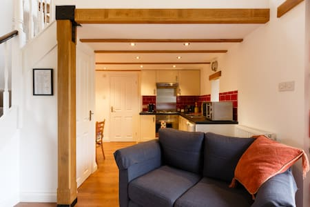 Wenslow Barn, a complete separate living space. - Apartamento