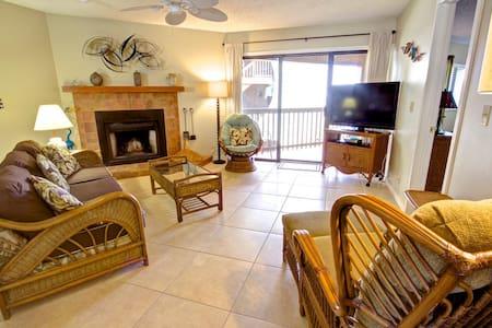 Hibiscus Resort - C201, Oean View, 2BR/2BTH, 3 Pools, Wifi - Autre