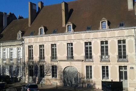 Appartement T2 confort & charme centre ville Autun - Autun