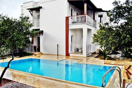 Villa Bitez Özel Havuzlu 611 - Bitez Belediyesi