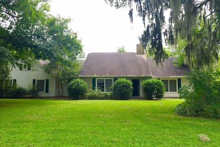 Friendly cottage with barn and pool - Ocala - Huis