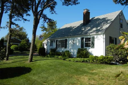 Cape Cod Family Beach House - Harwich - Maison
