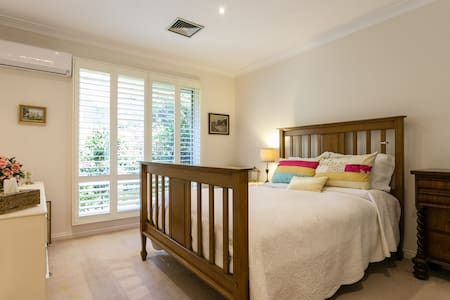 Garden Room - Hawthorn - Bed & Breakfast
