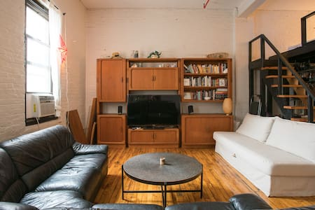 700sqft Loft with roof deck - Bronx - Loft