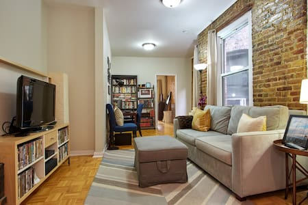 Charming 1 Bedroom in Chelsea! - New York - Apartment