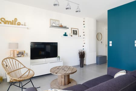 Appart 2 chambres proche calanques - Wohnung