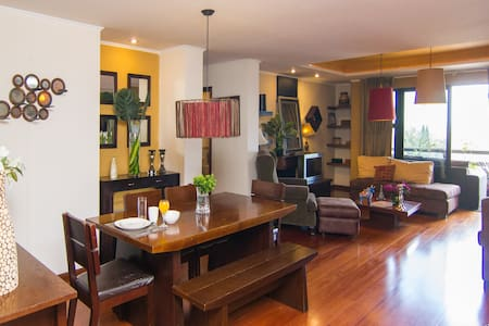 COMFORT & OUTSTANDING LOCATION IN GUATEMALA CITY - Gwatemala - Apartament